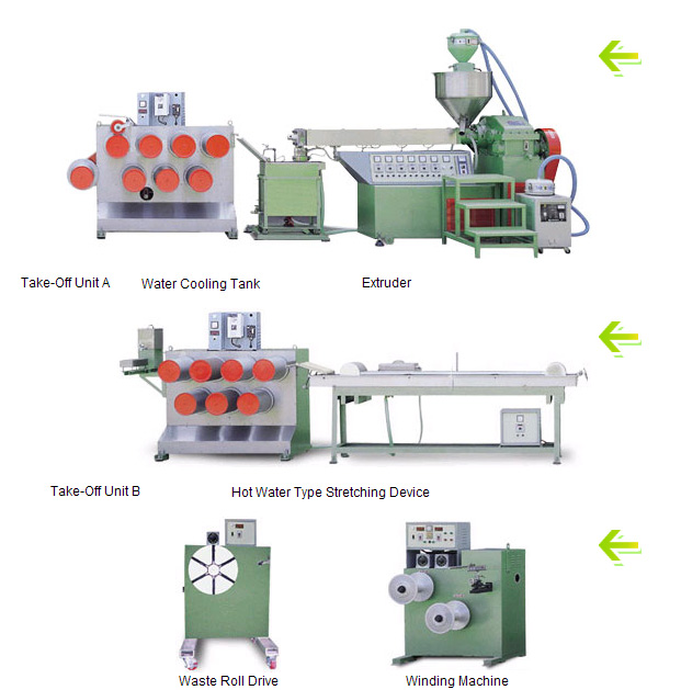 Monofilament Making Machine