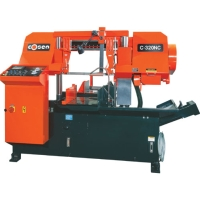 SNC Automatic Saw with Shuttle Vise