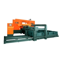 CNC-530 Bandsawing Machine
