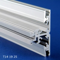 Steel and aluminum extrusions