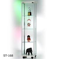 Cens.com Glass display cabinet SHOU TEH METAL ENTERPRISE CO., LTD.