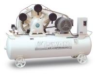 Oil less air compressor