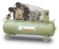 強制潤滑型空壓機