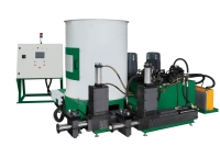 Hydraulic Briquette Press Machine