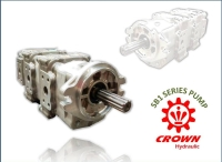 Multi Stage Pump - SB1 series for KOMATSU