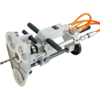 Cens.com Portable Air Drilling Machine (include Vacuum Suction Fixing Base) GISON MACHINERY CO., LTD.