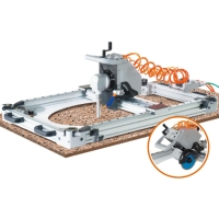 Cens.com Wet Air Hole Drilling / Cutting / Forming Milling Machine (Hole Cutter) 吉生机械股份有限公司