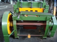Shearing machine (with 2`x2` worktable)