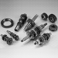 gears for Motorcycle parts