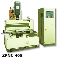 Auto Z Axis NC Function EDM
