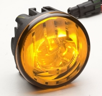 70mm LED turn signal light with DOT/ ECE