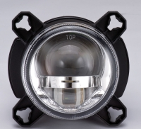 LED Auto lamp 90mm low Beam LED module DOT