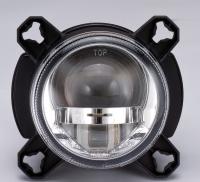 90mm LED投射式近光大灯模组- ECE, SAE/DOT