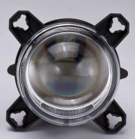 90mm LED投射式遠光燈模組, ECE