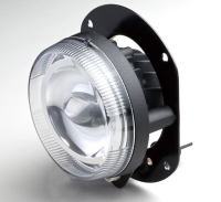 90mm LED cornering fog lamp, SAE/ECE