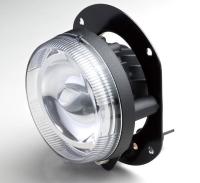 90mm 投射式LED宽角雾灯, SAE / ECE
