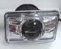 4x6 LED projector headlamp-low beam, DOT