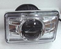 4x6 LED projector headlamp-low beam, DOT