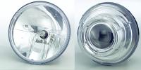 5 3/4 HID Low/High Halogen Headlamps