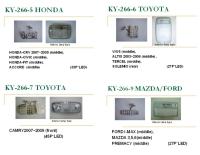 超广角LED室内灯板 12V ( Toyota/ Mitsubishi/ Ford/ Honda/ Nissan/ Suzuki / Mazda 专用)