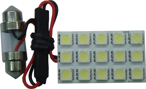 通用型高亮度LED室内灯板(15灯)