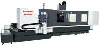 Traveling column machining center