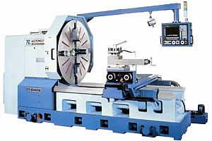 高性能CNC车床
