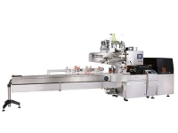 High Speed Flow Wrapper – Box Motion