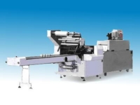 High Speed Flow Wrapper-Shrinking Type