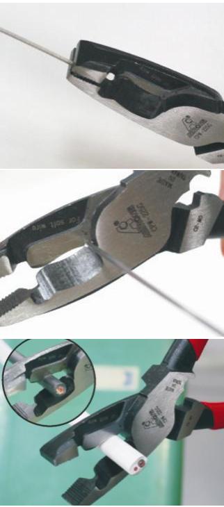 多功能鋼絲電纜壓著鉗