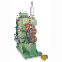 Horizontal Air-Hydraulic Pressure Seam Welder (Automobiles and Motorcycles Fuel Tanks)