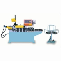 Series Microcomputer Digitals Control Hydraulic Auto Curling Machine