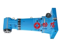 Extend head and Angular head for floor-type boring machine / Extend Head