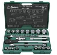 21pcs Socket Wrench Set