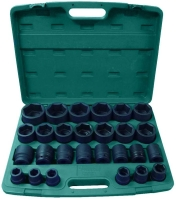 Cens.com 3/4Dr.27pcs Impact Socket Set 向得行興業股份有限公司