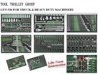 520pcs Tool-Trolly Group