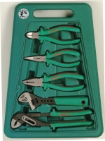Cens.com 5pcs Pliers Set HANS TOOL INDUSTRIAL CO., LTD.