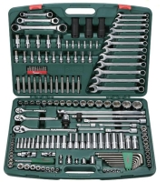 163pcs Socker & Combination Wrench Set
