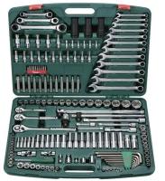 163pcs Socker & Combination Wrench Set
