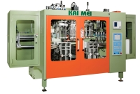Double Station Blow Molding Machine