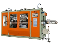 Double Station Eight Die Head Blow Molding Machine