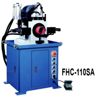 Cens.com Semi-Automatic Single-end Chamfering Machine For Pipe FONG HO MACHINERY INDUSTRY CO., LTD.
