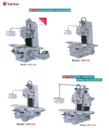 Cens.com Bed type Vertical Boring & Milling Machine FULL MARK EQUIPMENT CORP.