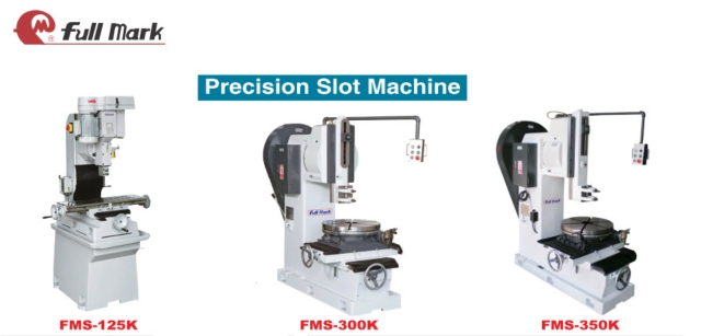 Precision Slot Machine
