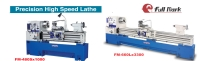 Precision High Speed/Heavy Duty Lathe