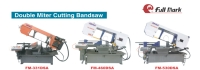 Double Column NC / Double Miter Auto Bandsaw