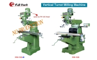 Vertical Turret Millimng Machine