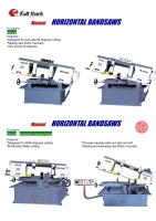 Cens.com Manual Horizontal Bandsaw FULL MARK EQUIPMENT CORP.