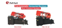 Cens.com Full Automatic Horizontal Bandsaw PLC control System FULL MARK EQUIPMENT CORP.