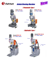 Orbital Riveting Machine(Pneumatic/Hydraulic)